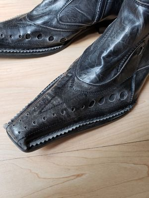 BOOTS ANKLE MEN'S SIZE 9 1/2 /// for Sale in Las Vegas, NV