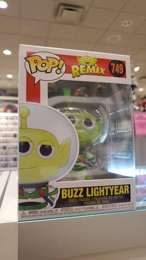 BUZZ LIGHTYEAR # 749 Funko POP! ALIEN REMIX for Sale in Glendale, CA