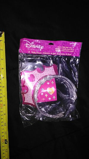 Party Tiaras 4 piece Disney New 53 for Sale in Tacoma, WA