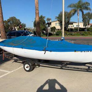 Lido 14 Sailboat for Sale in Newport Beach, CA