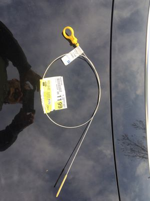 Engine oil dipstick Chevy express gmc savana 12558171 for Sale in North Providence, RI