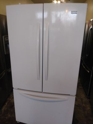 REFRIGERATOR KENMORE ELITE FRENCH DOORS for Sale in Los Angeles, CA
