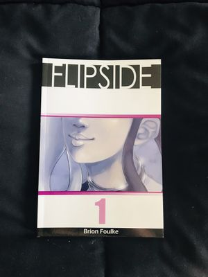 SIGNED Flipside Volume 1 by Brion Foulke for Sale in Harrisonburg, VA