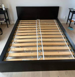 Ikea Malm QUEEN Sz Size Bedframe Bed Frame (NO MATTRESS) for Sale in Monterey Park, CA