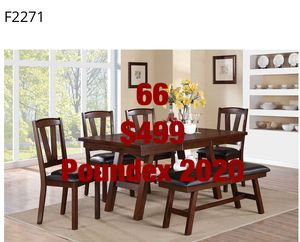 Dining sets. Assembly required. Assembly not included. Free delivery. for Sale in Norwalk, CA