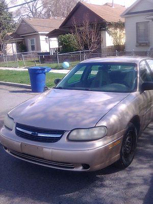2003 Chevy malibu for Sale in Salt Lake City, UT