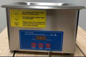 Brand New Mini Digital Ultrasonic Cleaner for Sale in Los Angeles, CA
