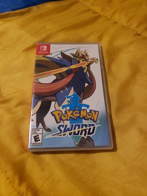 Pokemon Sword Brand New for Sale in Phillips Ranch, CA