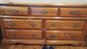 Solid wood dresder for Sale in Hyattsville, MD