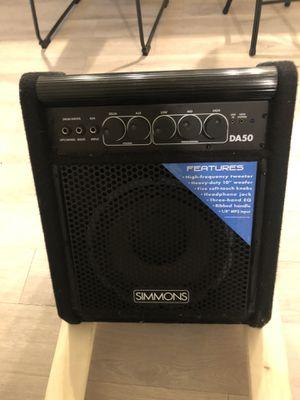 Amp Simmons DA 50 for Sale in Orlando, FL