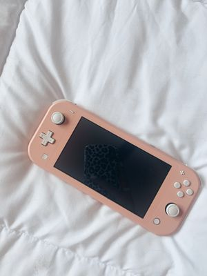 Pink Wrapped Nintendo Switch Lite for Sale in San Diego, CA