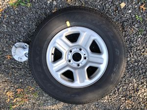 Goodyear Wrangler Tire and Wheel BRAND NEW 225/75r16 for Sale in Mansfield, MA