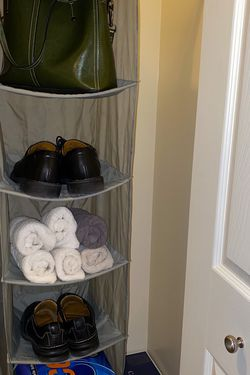 Hanging closet organizer for Sale in Mount Prospect,  IL