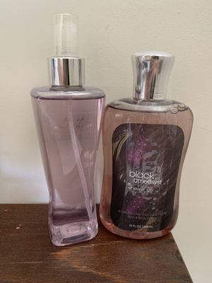 Bath & Body Works Amethyst Fragrance & Shower Gel for Sale in Covina, CA