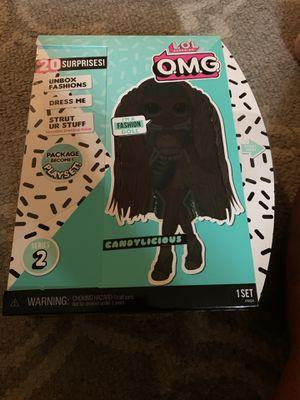 Lol Omg Doll Candylicious for Sale in Lynchburg, VA