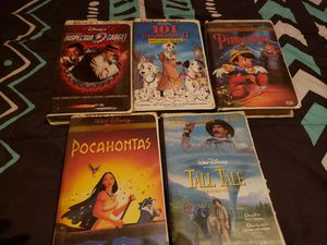 Walt Disney movies for Sale in Hartland, ME