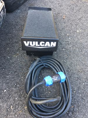 Vulcan TIG Foot Pedal for Sale in Pittsburgh, PA
