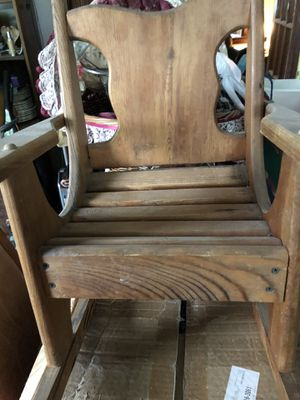 Amish rocking chair for young child for Sale in Morrisville, PA
