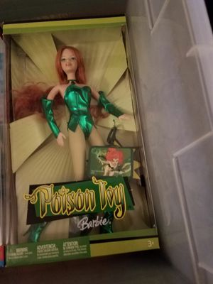 Poison Ivy Barbie for Sale in Alexandria, VA