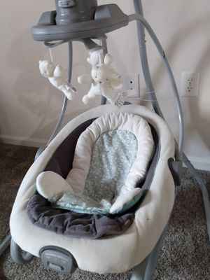 Graco baby swing for Sale in Fort Worth, TX