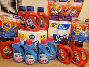Tide bundle for Sale in Norfolk, VA