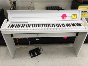 White keyboard for Sale in Pearl, MS