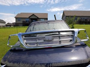 02 ford f150 grille for Sale in Sevierville, TN