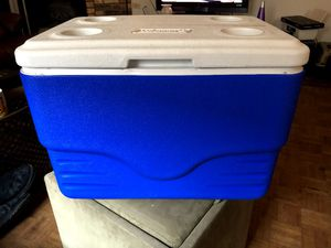 Coleman cooler for Sale in Chicago, IL