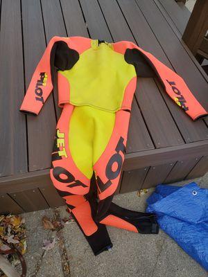 Large jet pilot wet suit for Sale in Livonia, MI