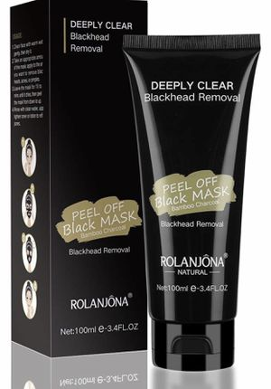 Brand new, never opened Black Mask, Charcoal Peel off Mask, Face Blackhead Mask, Blackhead Remover Mask Deep Cleaning and Oil Control. S/f p/f home, for Sale in Imperial, MO