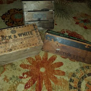 3 Wood Boxes for Sale in Portland, OR