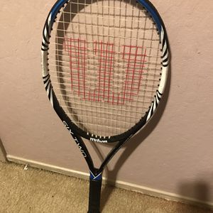 Tennis Racket + Bag for Sale in Palo Alto, CA