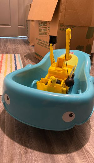 Kids bath and toys for Sale in Frisco, TX