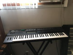 Yamaha dx7ii synth Yamaha dx7 keyboard synthesizer for Sale, used for sale  Los Angeles, CA