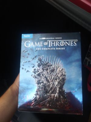 Game of Thrones complete series for Sale in Palo Alto, CA