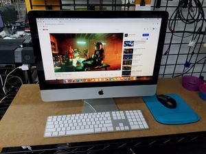 "WOW!! 21.5"" APPLE iMac * 500GB ALL-IN-ONE Desktop Computer!! EXCELLENT Condition for Sale in Hialeah, FL"