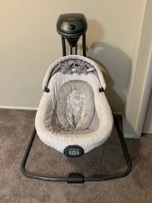 Infant Elephant swing. for Sale in North Potomac, MD