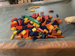 Building productive wood blocks for Sale in Franklin Township, NJ