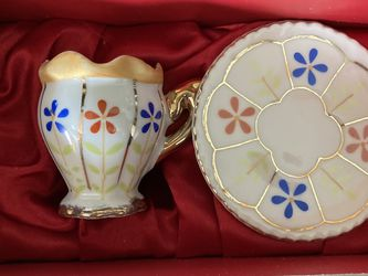 Collectible Porcelain Cup And Saucer for Sale in Santa Clarita,  CA