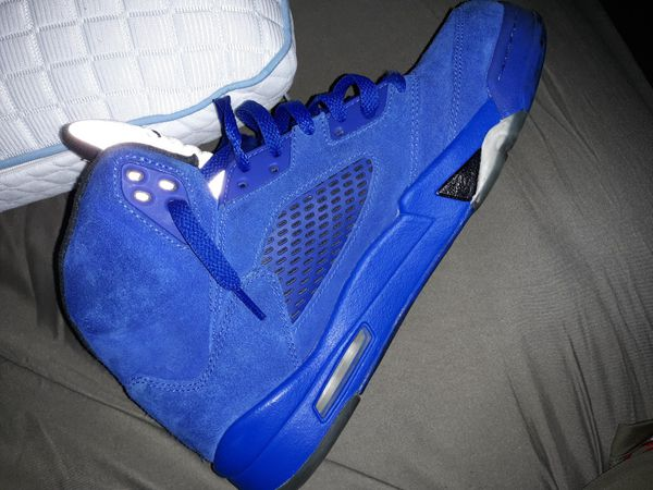c118478c18aac6 All Blue 5s size 8.5 for Sale in Austin