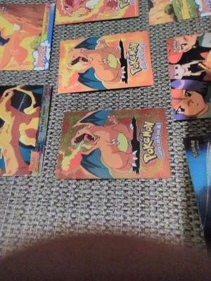 Original movie edition Pokemon cards holo Charizard ect for Sale in Murfreesboro, TN