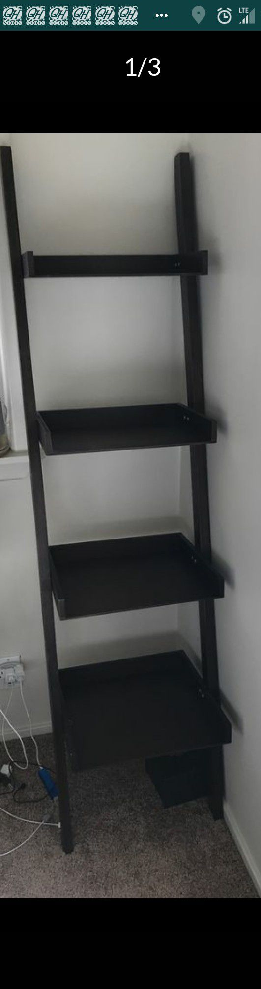 4 hang racks used for clothes, purses etc. $20each selling on ebay for $110 each.