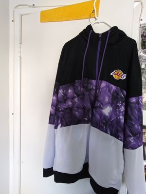 Lakers zipway hoodie for Sale in West Covina, CA