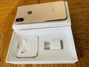 iPhone XS Max 256GB Unlocked- Open Box for Sale in Fresno, CA