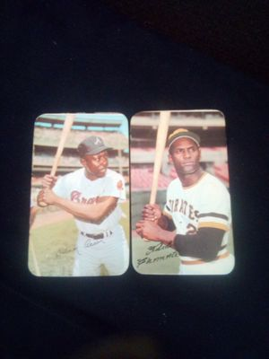 1971 Topps super baseball cards for Sale in Fontana, CA