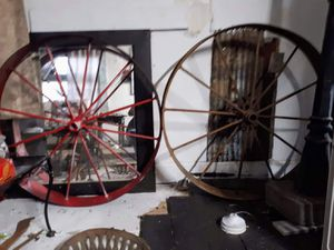 Wagon wheels for Sale in Richmond, KY
