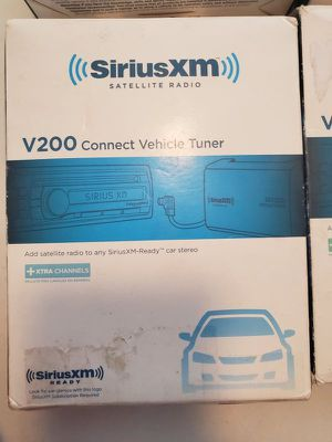 SiriusXM SXV200v1 Connect Vehicle tuner for Sale in Victorville, CA