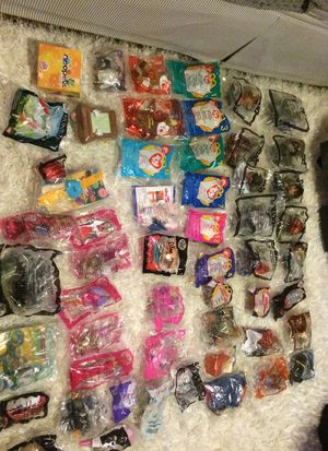Assorted McDonald's happy meal collectible toys for Sale in Woburn, MA