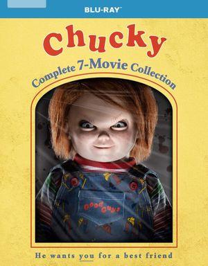 Chucks complete 7 movie collection for Sale in Woodridge, IL