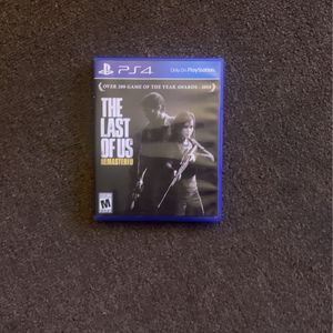The Last Of Us for Sale for Sale in Los Angeles, CA